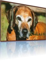 Chikadzi - Mother of Mothers - Cover - Shangani - Rhodesian Ridgebacks